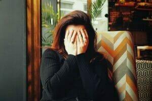 Verlegenheid